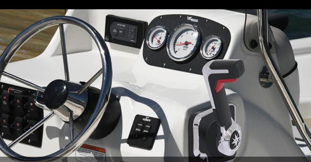 SeaStar Extreme Controls | Pier 21 Hydraulic Steering